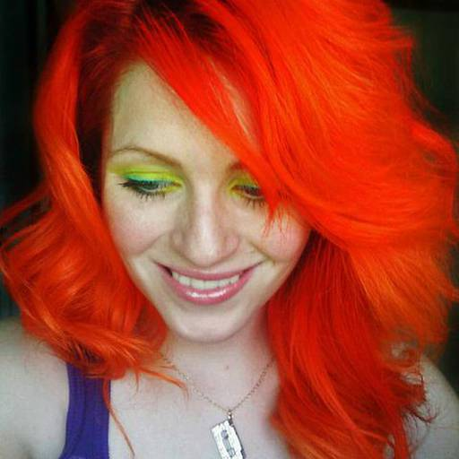 Special Effects Hair Dye Hi-Octane Orange