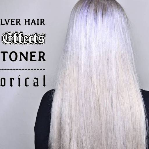 Special Effects Hair Dye Toner/Mixer
